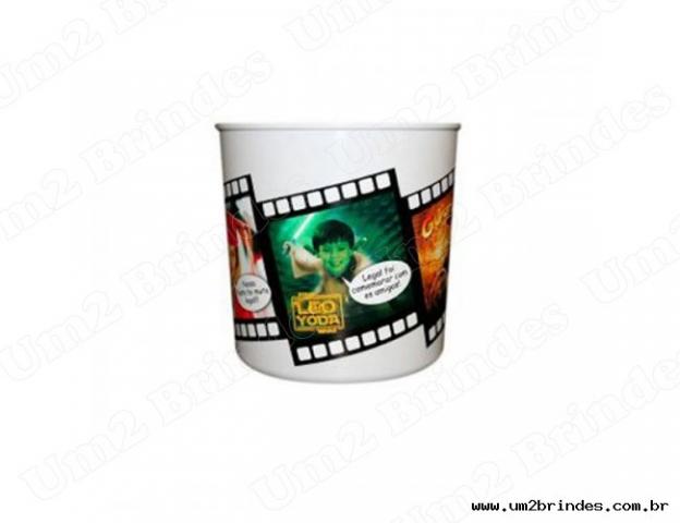 Balde de Pipoca 3,2 litros