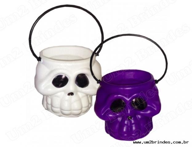 Cabeça Esqueleto Kids