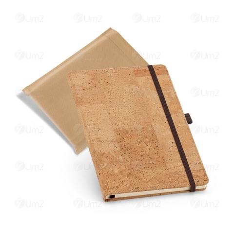 Caderno Eco com porta Caneta