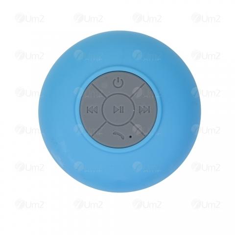 Caixa de som resistente a agua com bluetooth personalizada