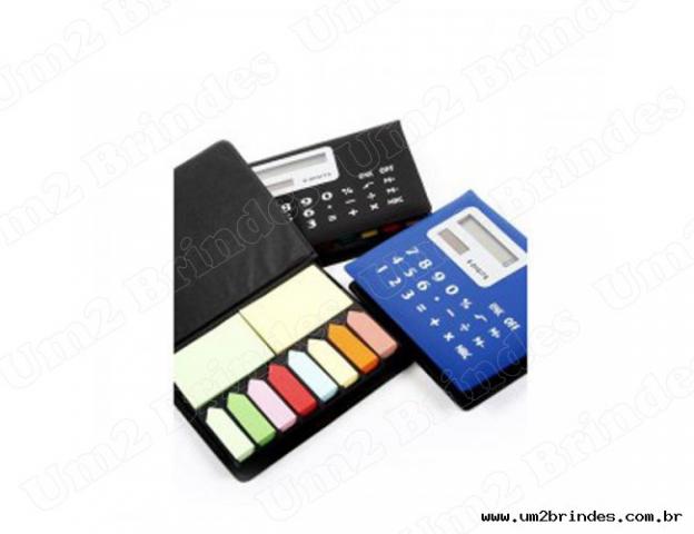 Calculadora com Post-it