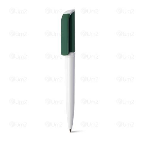 Caneta Plástica TAG Green