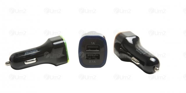 Carregador Veicular Premium Dual