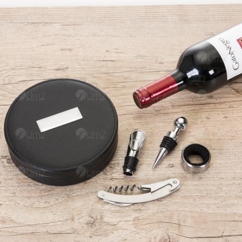 Kit Vinho 4 Peças