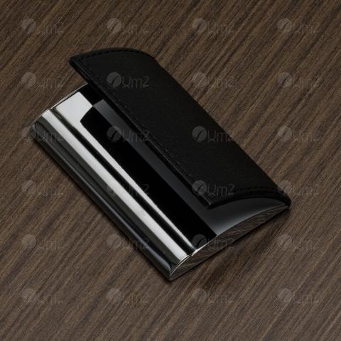 Porta Cartão Couro