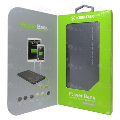 Power Bank Slim Kimaster
