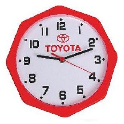 Relógio de Parede Octagonal