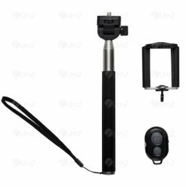 Bastão de Selfie Bluetooth