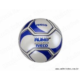 Bola de Futebol 06 Gomos Couro