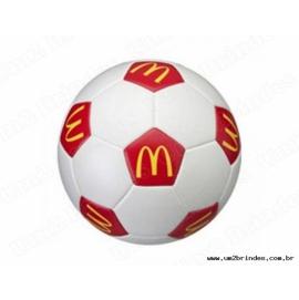 Bola de Futebol 32 Gomos Couro