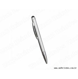 Caneta de Metal Pequena para Tablet e Roller