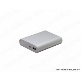 Carregador Portátil Power Bank 4 Baterias