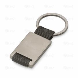 Chaveiro Metal com Nylon