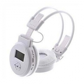 Headphone com Mp3