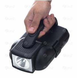 Kit Ferramenta 19 Peças com Lanterna