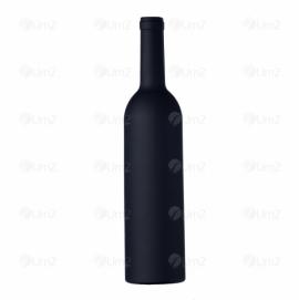 Kit Vinho Garrafa 4 Peças
