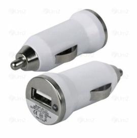 Mini Carregador Veicular USB