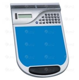 Mouse pad com calculadora - brinde personalizado