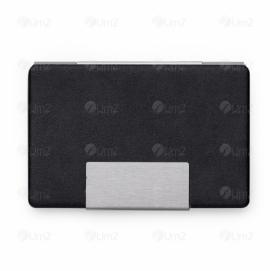 Porta Cartão Couro Sintético