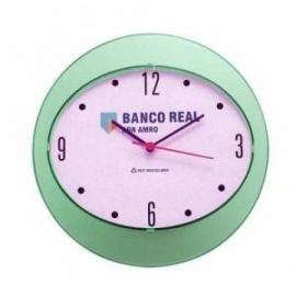 Relógio Oval Pet