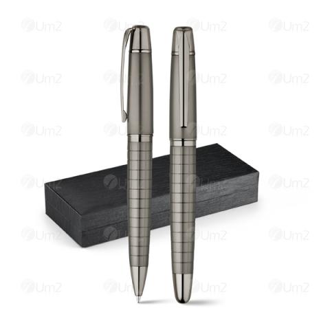 WHARHOL Conjunto de Roller e Esfereográfica